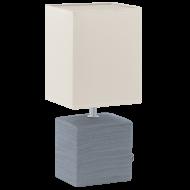 Pokojová lampa z keramiky MATARO