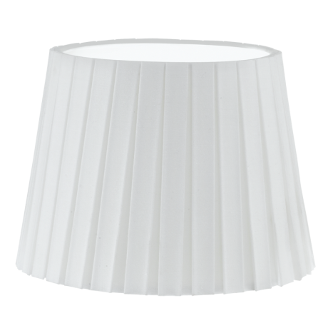 Stínítko textilní bílé 1+1 VINTAGE 49412