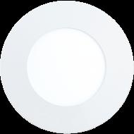 LED bodovka vestavná bílá FUEVA 1 94776