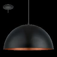 Stropní závěsná lampa vintage styl GAETANO 1 94938