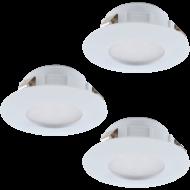 Vestavná bodovka bílá PINEDA 95821