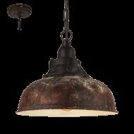 Vintage závěsné svítidlo GRANTHAM 1 49819