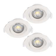 Zapuštěná LED svítidla SARTIANO 32883