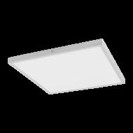 Stropní LED osvětlení, bílá/bílá, chromatičnost 4000K FUEVA 1 97277