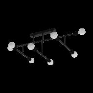 Lustr BELSIANA 98035, 8 x 40W - černé provedení