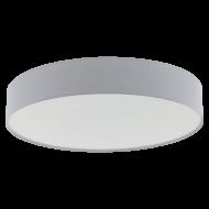 Stropní LED svítidlo ESCORIAL 39425, šedé
