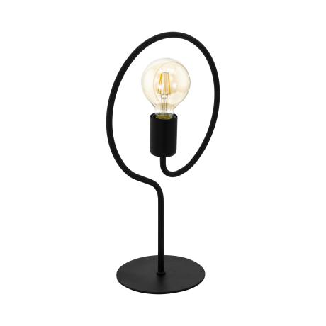 Stolní lampa COTTINGHAM 43011, černá