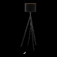 Pokojová lampa SCIGLIATI 98391, černo-zlaté provedení