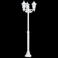 Zahradní lampa na vysokém sloupu LATERNA 5