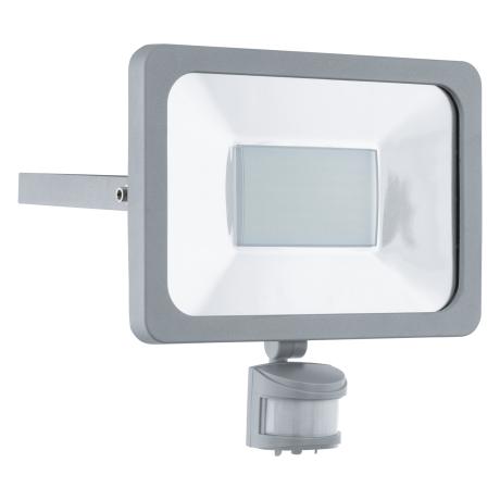 LED reflektor s pohybovým čidlem 50W FAEDO 1 95411