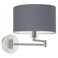 Nástěnná lampa s kloubem PASTERI 95063
