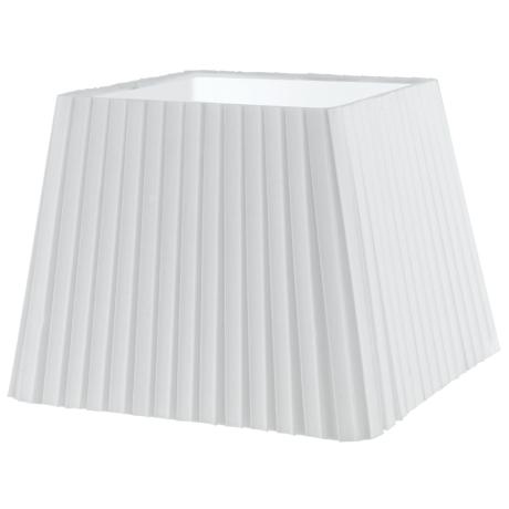 Stínítko textilní bílé 1+1 VINTAGE 49416