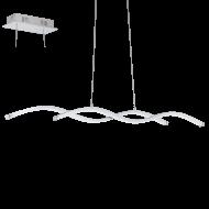 Moderní LED osvětlení závěsné LASANA 2 96103