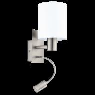 Nástěnná lampa s kloubem PASTERI 96477