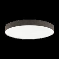 Stmívatelné stropní LED osvětlení s průměrem 98 cm, hnědé ROMAO 2 97789