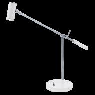 Lampička LED bílá s vypínačem LAURIA 1