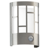 Venkovní senzorové nástěnné svítidlo CERNO 94798