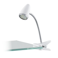 Pokojová lampička s klipem RICCIO 1 94329