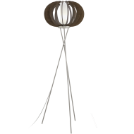 Lampička trojnožka dřevěná kostra STELLATO 3 95596