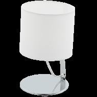 Pokojová lampička bílá NAMBIA 1 95764