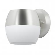 Venkovní LED světlo, nerezová ocel ONCALA 95982