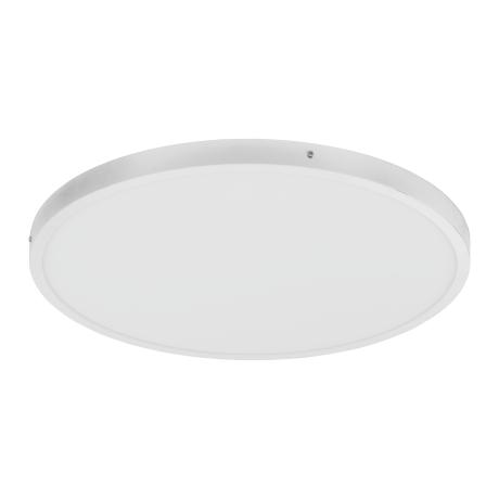 Stropní LED osvětlení ve tvaru kruhu, bílá/bílá, chromatičnost 4000K FUEVA 1 97275