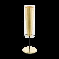 Stolní lampa PINTO GOLD 97654