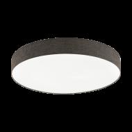 Stropní LED osvětlení s průměrem 76 cm, hnědé ROMAO 2 97785