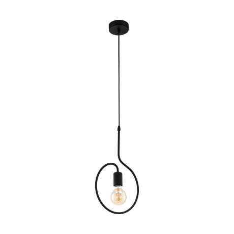 Závěsné svítidlo COTTINGHAM 43013, černé provedení