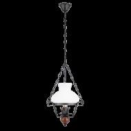 Stropní závěsná lampa RUSTIC7