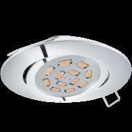 LED bodovka do podhledu chrom TEDO 95361