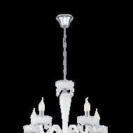 Závěsný lustr na řetězu CARPENTO 39113