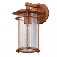 Venkovní nástěnné svítidlo, měděné s patinou VALDEO 96241
