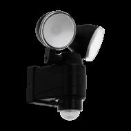 Venkovní nástěnné LED svítidlo CASABAS 98189, černé