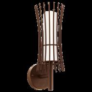 Venkovní nástěnná lampa RAIANO