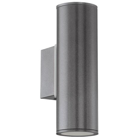 LED venkovní osvětlení antracit RIGA 94103