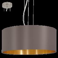 Závěsné osvětlení / lustr MASERLO 31608