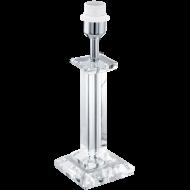 Stolní pokojová lampa (noha) GLASBURY 49855