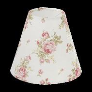 Stínidlo k lampičce květované 1+1 VINTAGE 49978