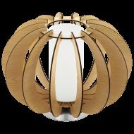 Lampička dřevěná kostra STELLATO 1 95603