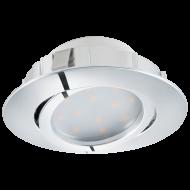 Vestavná bodovka kruhová LED PINEDA 95855