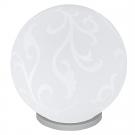 Interiérová stolní lampička koule REBECCA