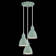 Stropní závěsné osvětlení PRIDDY-P 49095