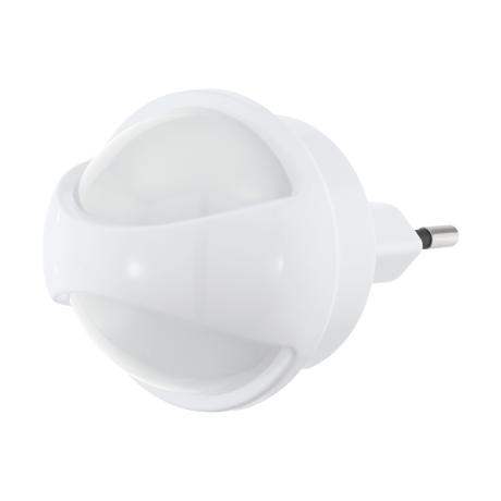LED světlo do zásuvky s pohybovým čidlem TINEO 97933