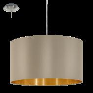Závěsné osvětlení / lustr MASERLO 31602
