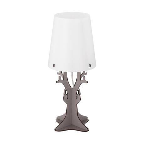 Stolní lampa, tmavě šedá HUNTSHAM 49366