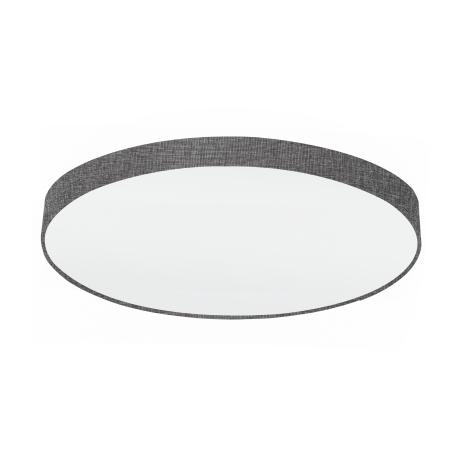 Stropní svítidlo PASTERI 97622 s průměrem 98 cm, šedá/bílá
