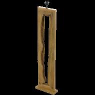 Stolní pokojová lampička ze dřeva RIBADEO 49836