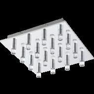 LED stropní osvětlení TEOCELO 95363