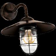 Měděné venkovní osvětlení MELGOA 94863